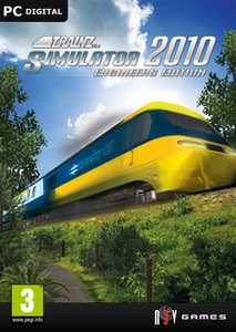 Packaging of Trainz Simulator 2010 : Engineers Edition [PC]