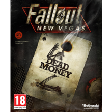 Packaging of Fallout: New Vegas: Dead Money (DLC) [PC]