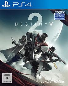 Verpackung von Destiny 2 [PS4]