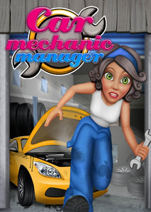 Verpackung von Car Mechanic Manager [PC]