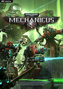 Packaging of Warhammer 40.000: Mechanicus [PC]