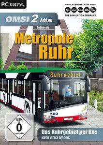 Verpackung von OMSI 2 Add-On Metropole Ruhr [PC]