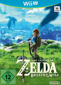 Verpackung von The Legend of Zelda: Breath of the Wild [Wii U]