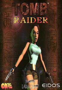 Verpackung von Tomb Raider I [PC]