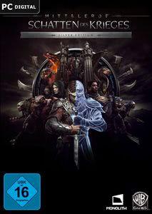 Verpackung von Mittelerde: Schatten des Krieges Silver Edition [PC]