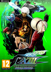 Packaging of The King of Fighters XIII Steam Edition [PC]