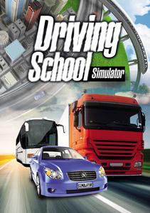 Packaging of Driving School Simulator [PC]
