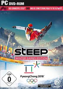 Verpackung von Steep - Winter Games Edition [PC]