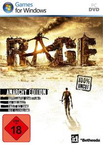 Verpackung von Rage [PC]