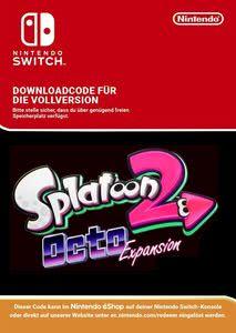 Verpackung von Splatoon 2 Octo Expansion [Switch]