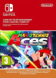 Emballage de Mario Tennis Aces [Switch]