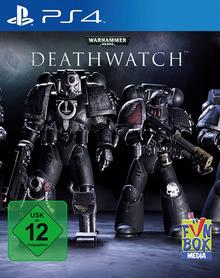 Verpackung von Warhammer 40.000: Deathwatch [PS4]