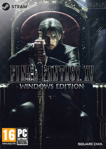 Packaging of Final Fantasy XV Windows Edition [PC]