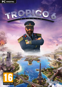 Packaging of Tropico 6 [PC]