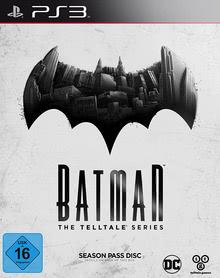 Verpackung von Batman: A Telltale Game Series [PS3]