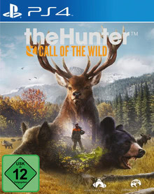 Verpackung von theHunter: Call of the Wild [PS4]