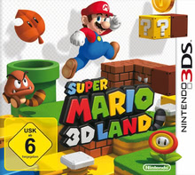 Verpackung von Super Mario 3D Land [3DS]