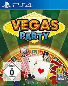 Verpackung von Vegas Party [PS4]