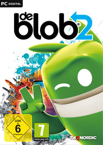 Verpackung von de Blob 2 [PC]