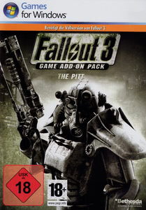 Verpackung von Fallout 3 DLC: The Pitt [PC]