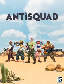 Packaging of Antisquad [PC]