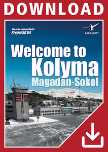 Packaging of Prepar3D V4 Welcome to Kolyma [PC]