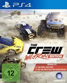 Verpackung von The Crew Wild Run Edition [PS4]