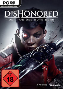 Verpackung von Dishonored: Der Tod des Outsiders [PC]