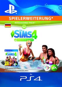 Verpackung von Sims 4 Perfect Patio Stuff - Deutsches PSN-Konto [PS4]
