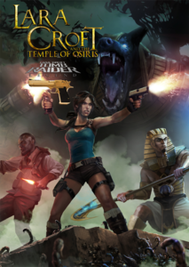 Packaging of LARA CROFT AND THE TEMPLE OF OSIRIS Legend Pack - DLC [PC]