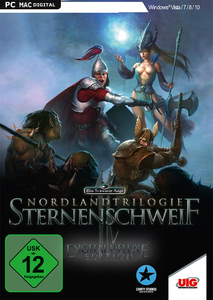 Verpackung von Realms of Arkania: Star Trail - Digital Deluxe Content [PC / Mac]