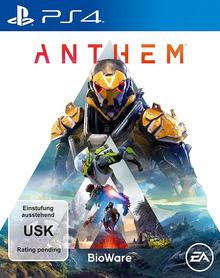 Verpackung von Anthem [PS4]