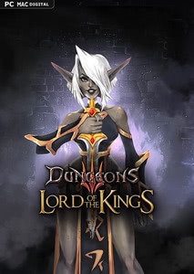 Packaging of Dungeons 3 Lord of the Kings [PC / Mac]