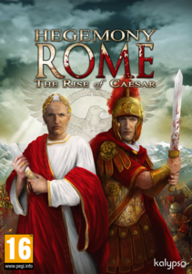 Packaging of Hegemony Rome [PC]