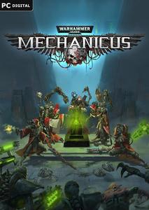 Verpackung von Warhammer 40.000: Mechanicus [PC / Mac]