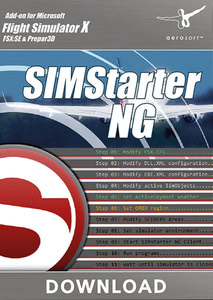 Packaging of SIMStarter NG [PC]