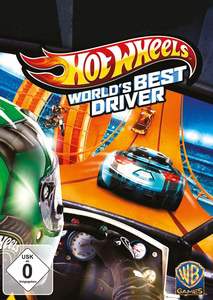 Packaging of Hot Wheels: World's Best Driver [PC]