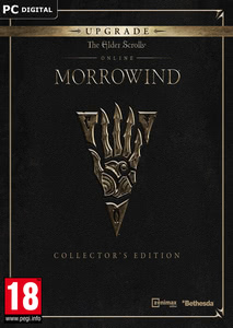 Emballage de The Elder Scrolls Online: Morrowind Upgrade auf Collectors Edition [PC]