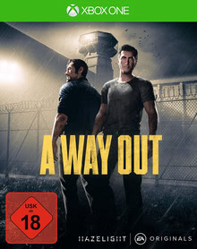 Verpackung von A Way Out [Xbox One]