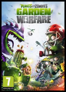 Packaging of Plants vs Zombies Garden Warfare [PC]