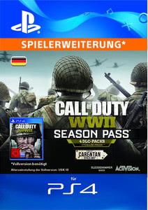 Verpackung von Call of Duty WW2 Season Pass [PS4]