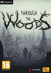 Packaging of Through the Woods [PC]