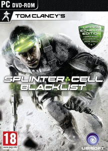Verpackung von Tom Clancy's Splinter Cell Blacklist Upper Echelon - Day One Edition (PEGI AT) [PC]