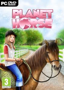Verpackung von Planet Horse: Mein großes Pferdeabenteuer [PC]