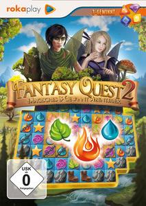 Verpackung von rokaplay - Fantasy Quest 2 - Rette das Feenreich [PC]