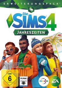 Verpackung von Sims 4 Jahreszeiten (Code in a Box) [PC]