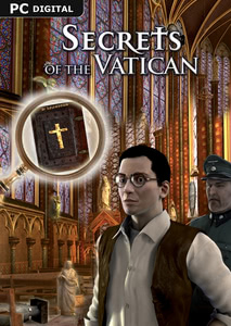 Packaging of Secrets of the Vatican [PC]