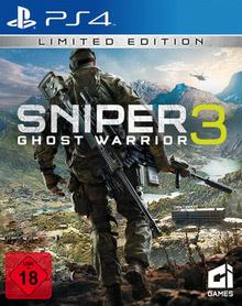 Verpackung von Sniper Ghost Warrior 3 Limited Edition [PS4]