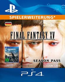 Verpackung von Final Fantasy XV Season Pass [PS4]