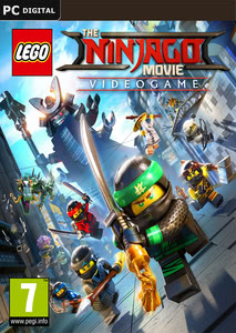 Packaging of The LEGO Ninjago Movie Videogame [PC]
